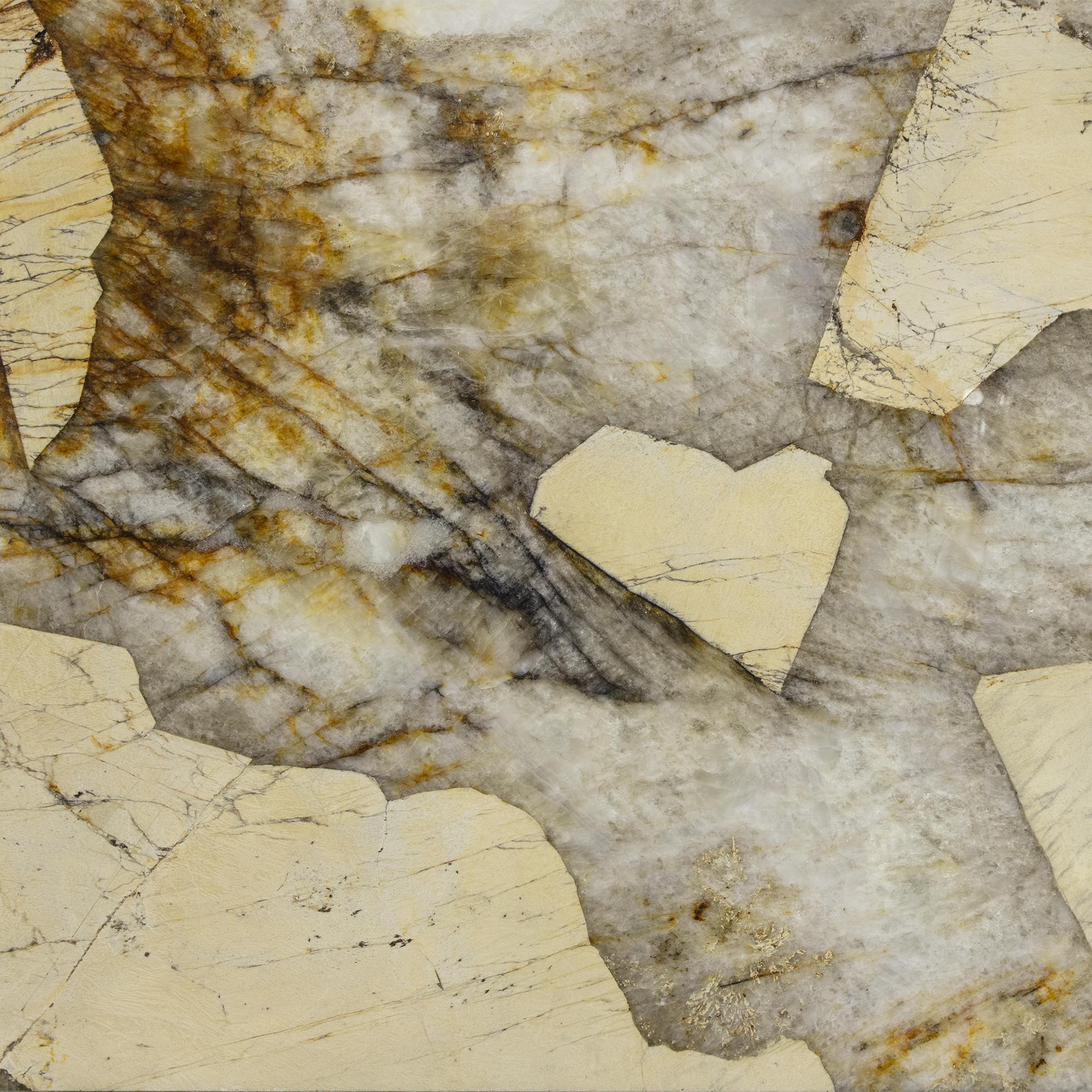 2cm Patagonia Extra Granite Swatch Card  Polished Samples Slab product photo